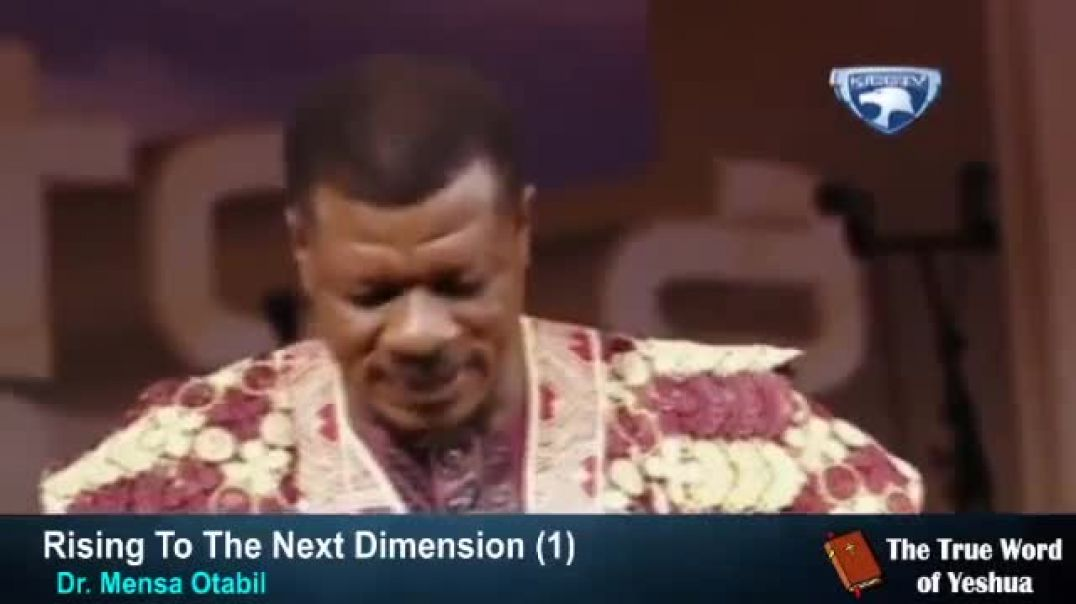 Dr. Mensa Otabil, Rising To The Next Dimension