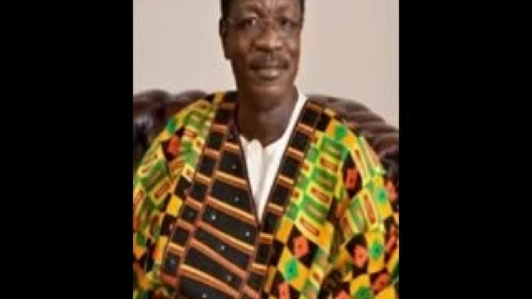 Dr Mensa Otabil  MINDSETS 1 (What spectacles are you wearing)