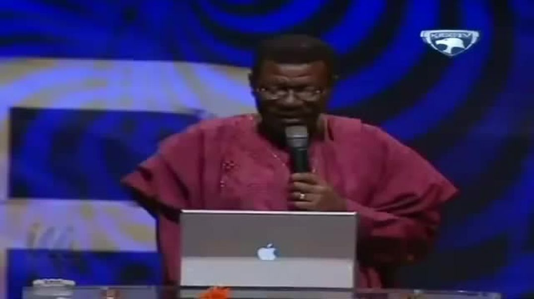 Dr Mensa Otabil, Connecting With God Purpose