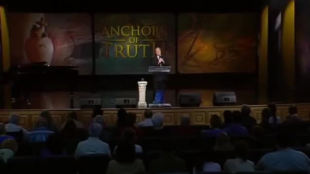 Anchors Of Truth - 1. The Holy Spirit  Revival (Pastor Mark Finley)