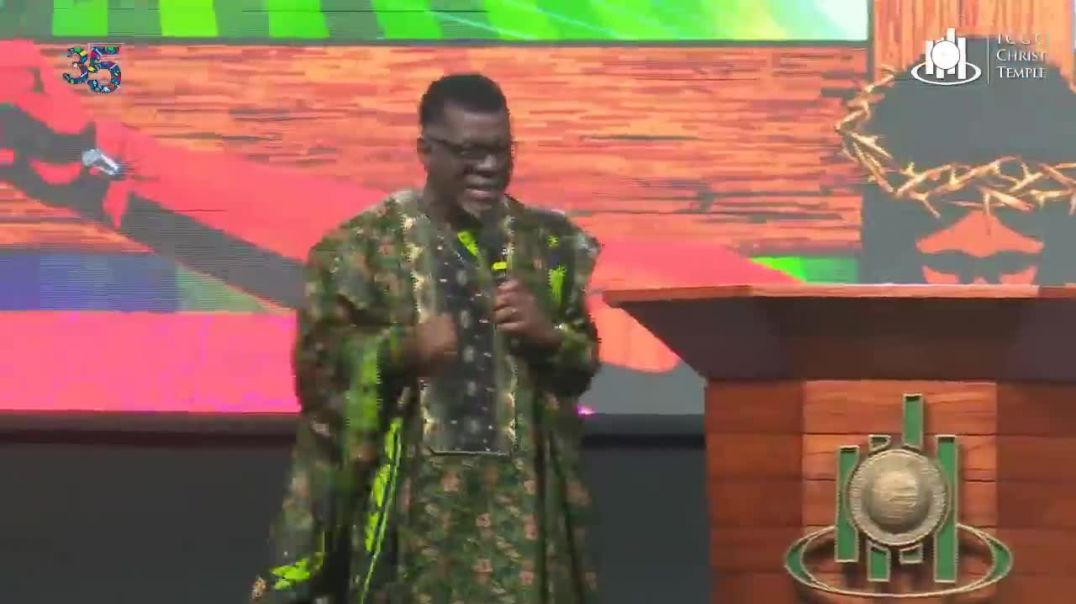 Dr. Mensa Otabil - BUILDING OUR CHRISTIAN LIVES - 2019