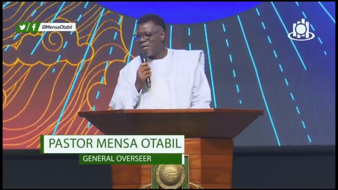 Dr. Mensa Otabil -The POWER OF WORDS 1