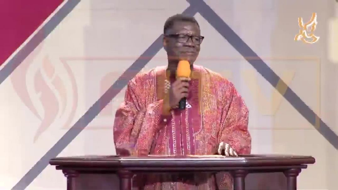 Dr. Mensa OTABIL -  Where Are You in the seasons of life  2019