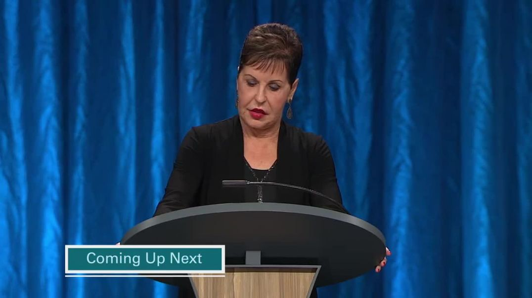 Joyce Meyer - Heaven Is My Home Part 1 (2019)