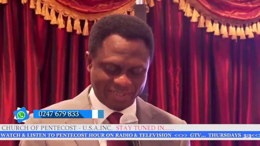 Apostle Eric Nyamekye - Marriage & Family Life