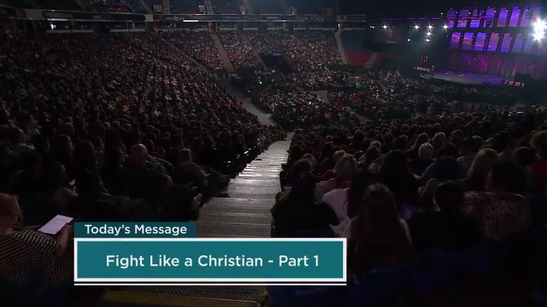Joyce Meyer - Fight Like a Christian 1 (2019)