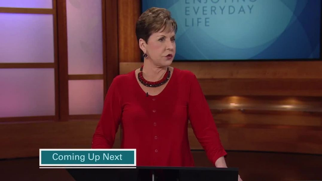 Joyce Meyer - The Be Attitudes (2019)