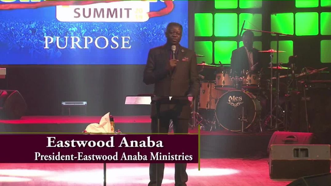 Eastwood Anaba - Eam Priestly Purpose 1 (2019)